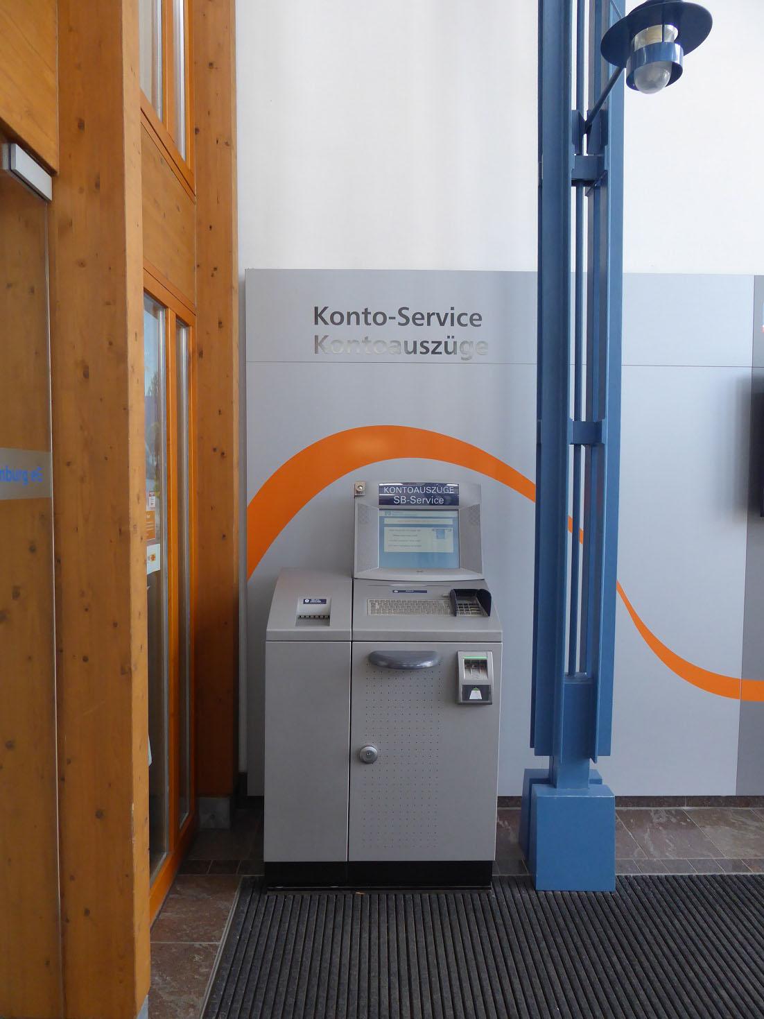 Volksbank Rhein-Lahn-Limburg eG - Geschäftsstelle Nastätten