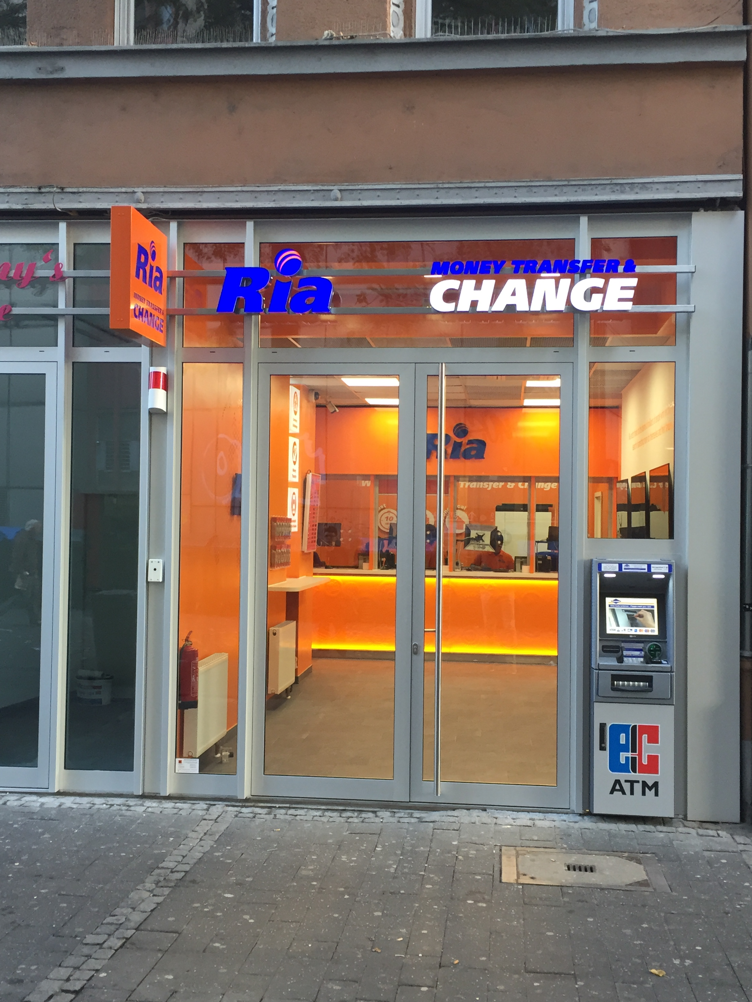 Ria Deutschland GmbH Bonn