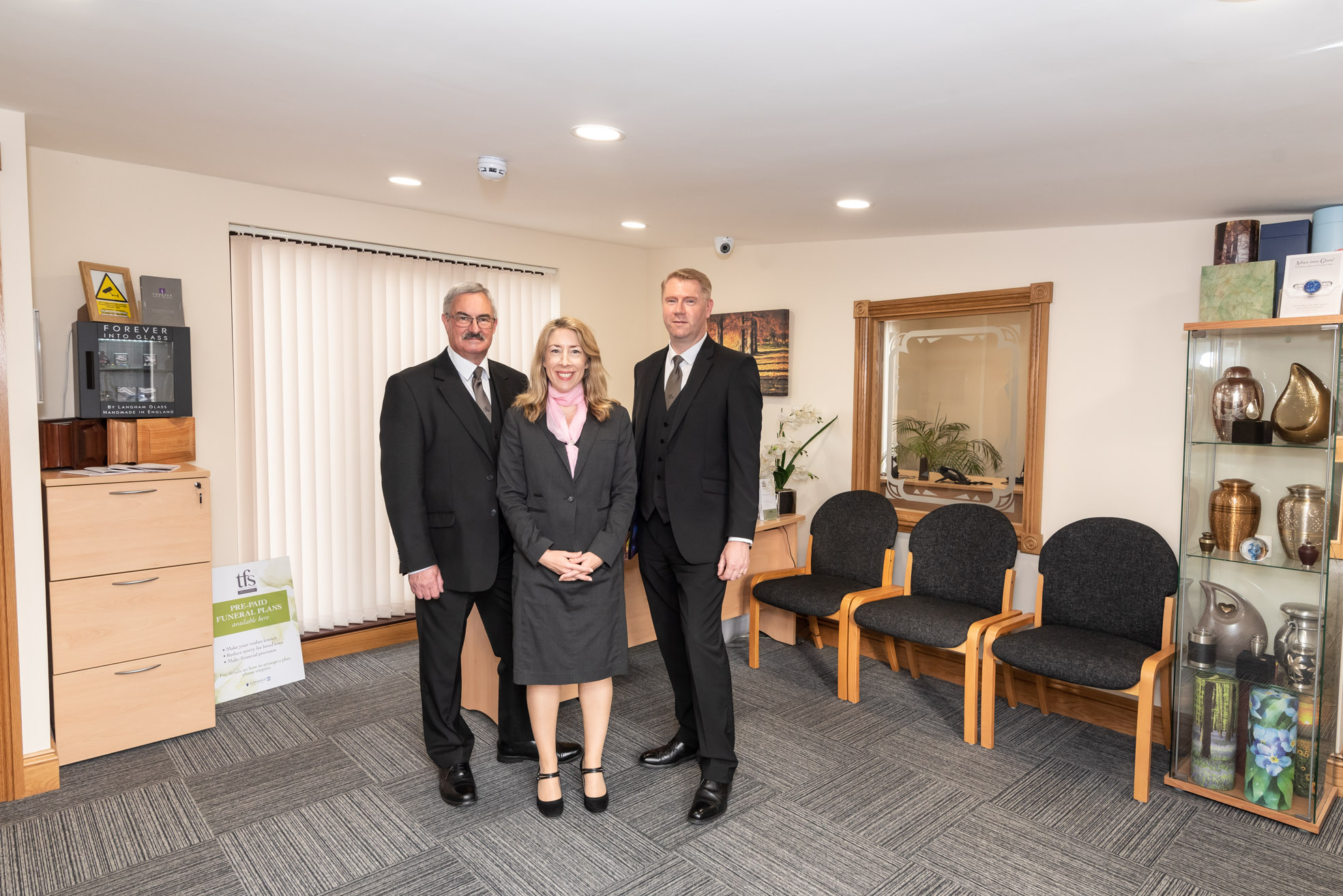 CHAPMANS & THORNALLEY FUNERAL SERVICES - A Local Independent Family Business - Swaffham, Norfolk PE37 7AY - 01760 721305 | ShowMeLocal.com