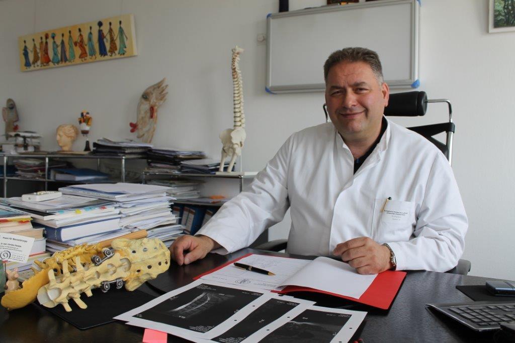 Dr. med. Christos Pavlidis Praxis für Neurochirurgie
