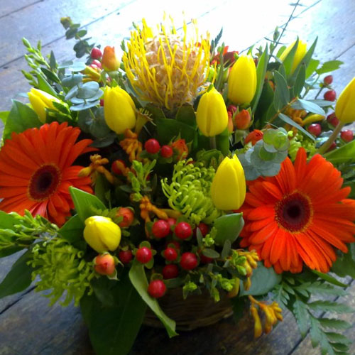 Ginger Lily Florists