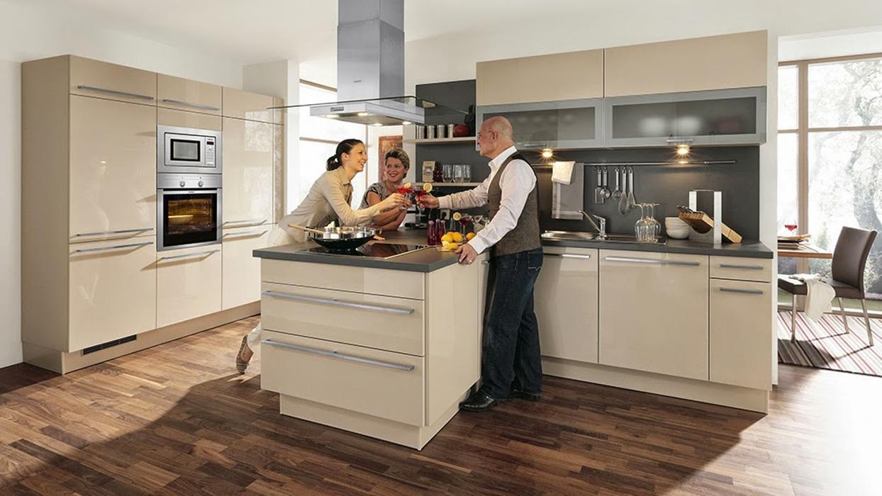 Stunning Moderne Küchen Bilder Gallery - Milbank.us - milbank.us