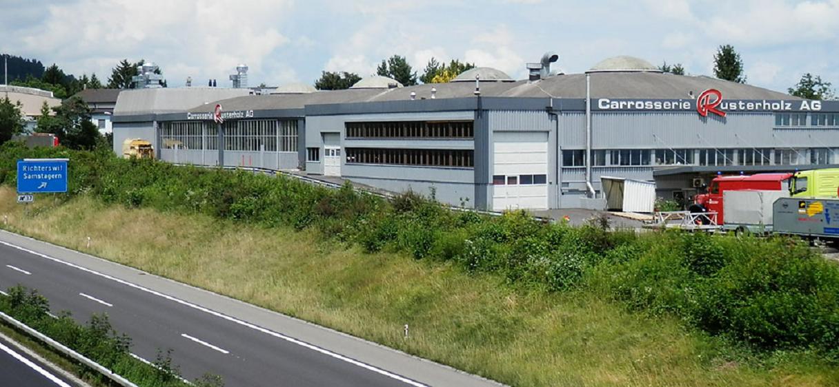 Carrosserie Rusterholz AG