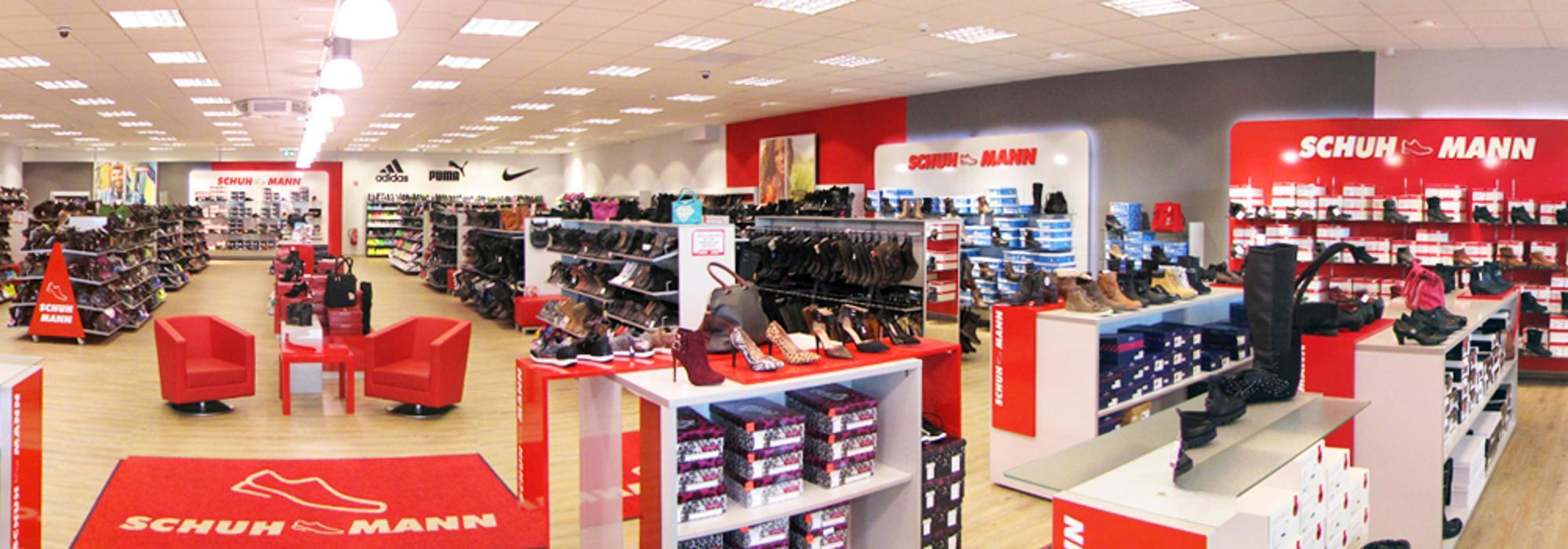Schuh Mann • Remseck am Neckar, Neckaraue 2 Öffnungszeiten