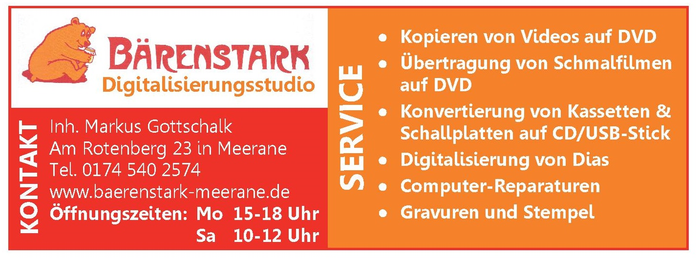 Digitaliserungsstudio BÄRENSTARK