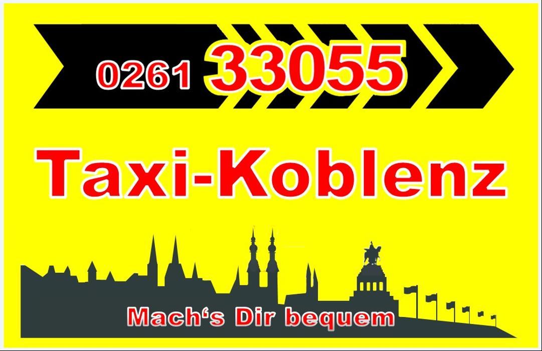 Logo von Taxi-Koblenz e.G. - Krankenfahrten