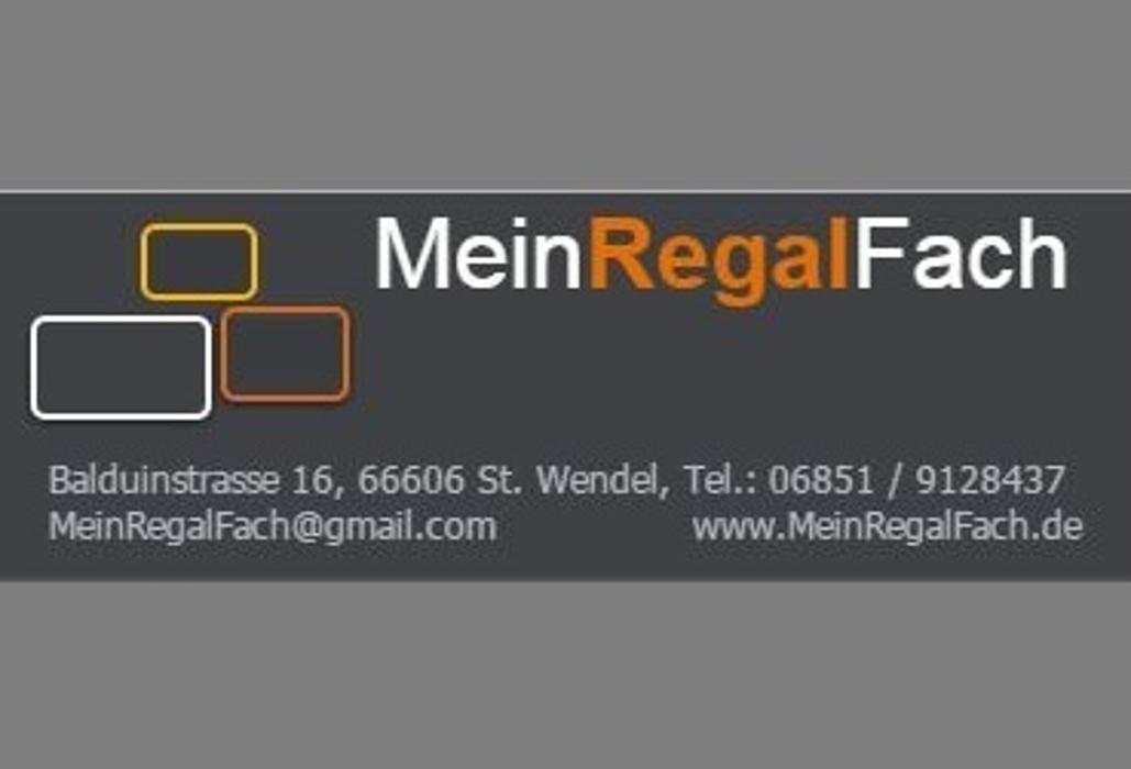 Logo von MeinRegalFach