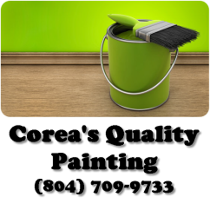 Corea's Quality Painting - Richmond, VA