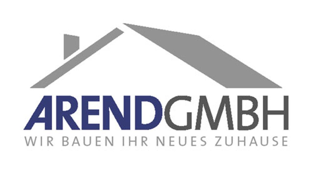 Logo von Arend GmbH - Wir bauen Ihr Neues Zuhause