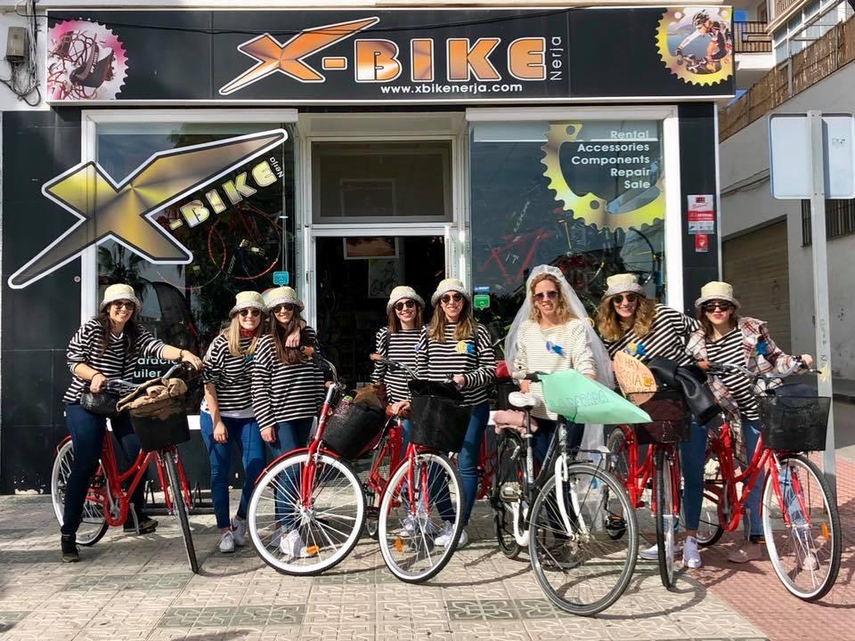 X-Bike Nerja