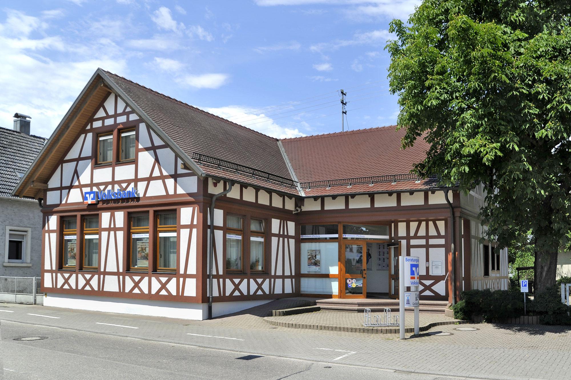 Volksbank in der Ortenau, Geschäftsstelle Neuried