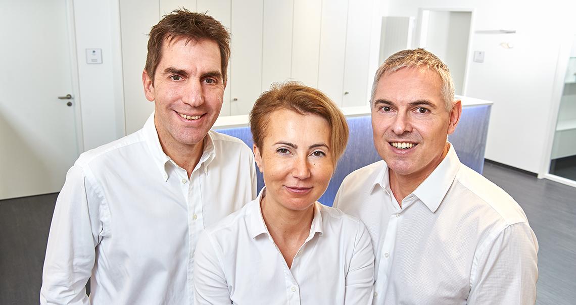 HautVenen Blaustein Dr. Steinert, Dr. Jones, Dr. Grenzner