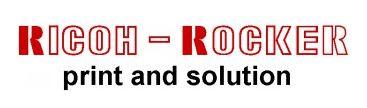 RICOH-ROCKER Rocker GbR Logo