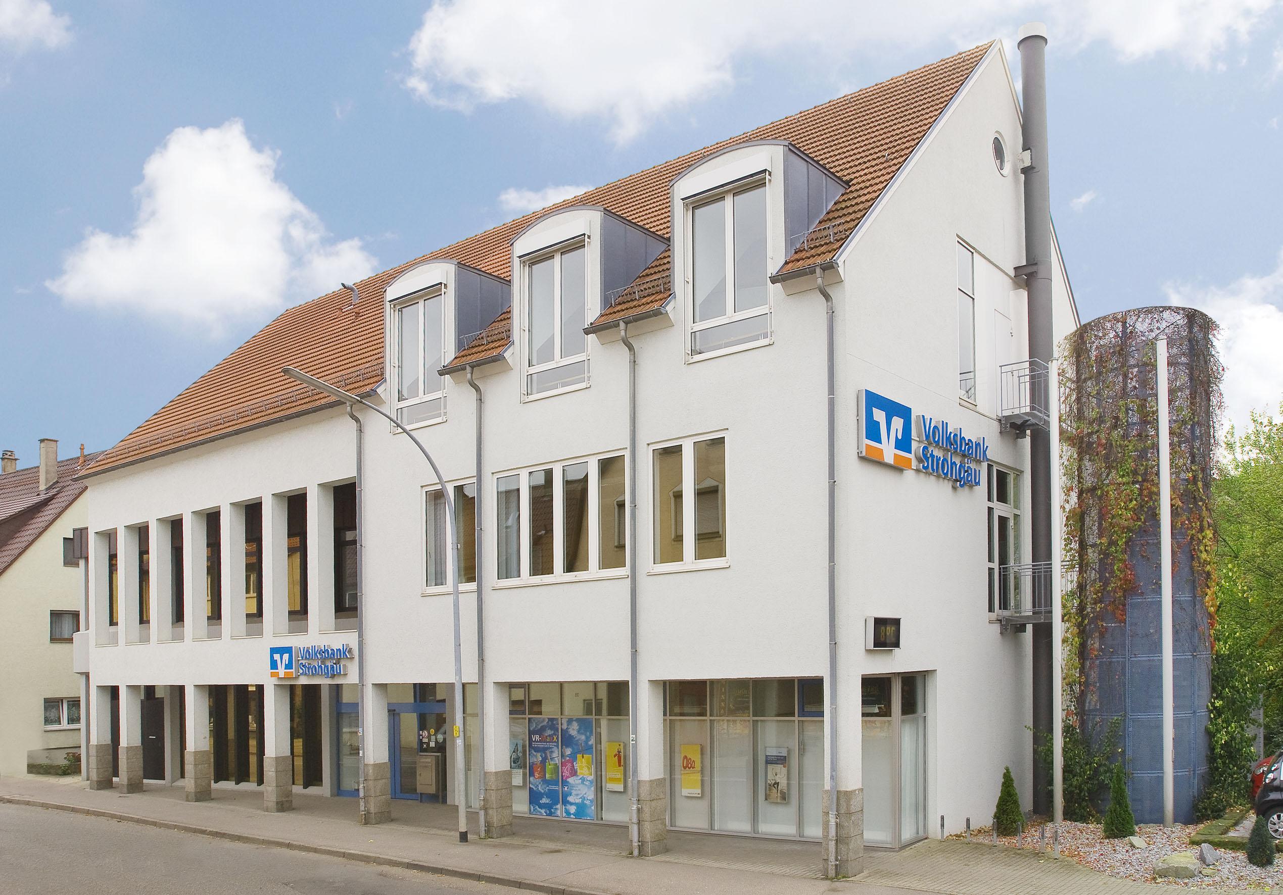 Volksbank Leonberg-Strohgäu eG -Geschäftsstelle Münchingen-