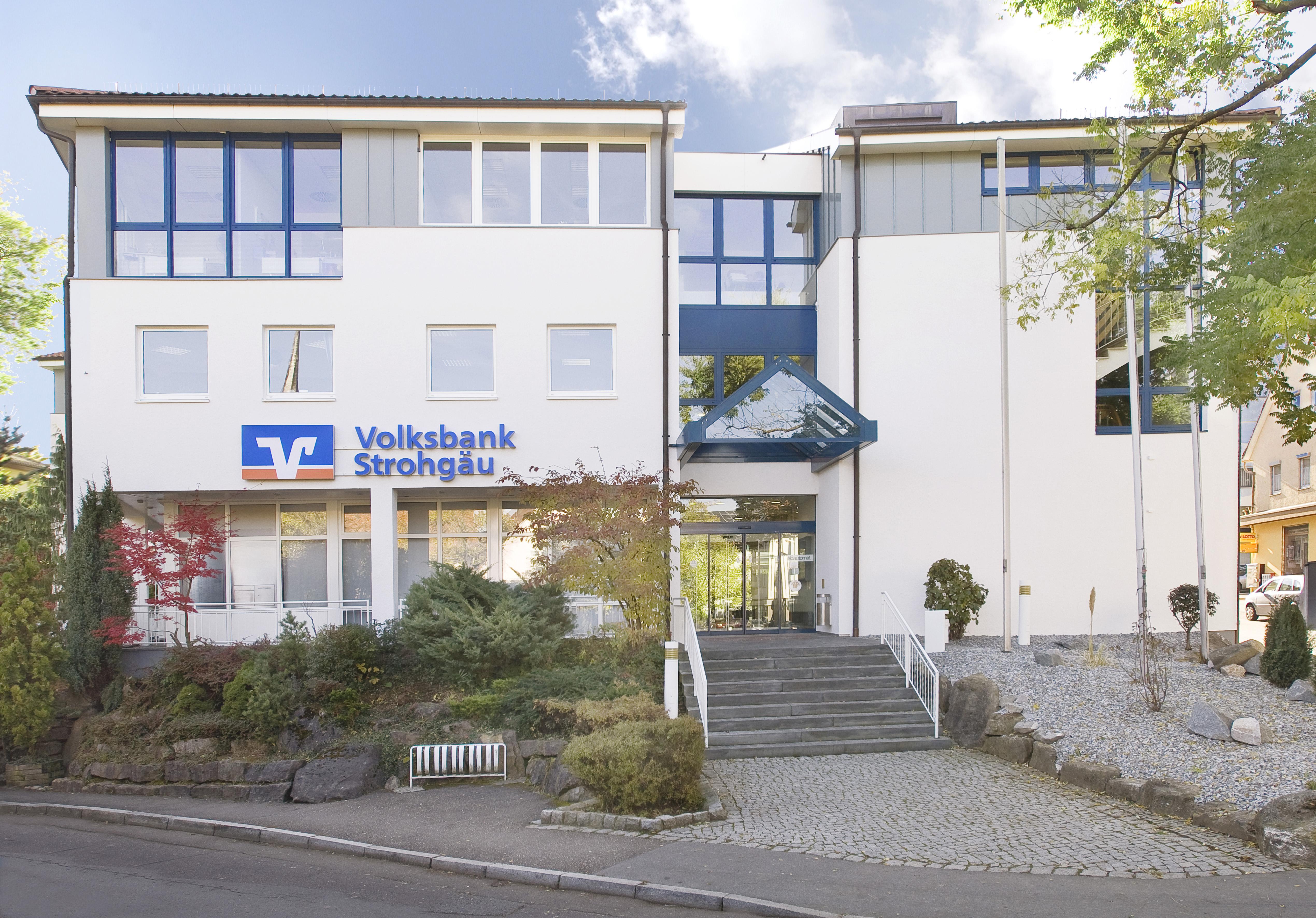 Volksbank Leonberg-Strohgäu eG -Geschäftsstelle Ditzingen-