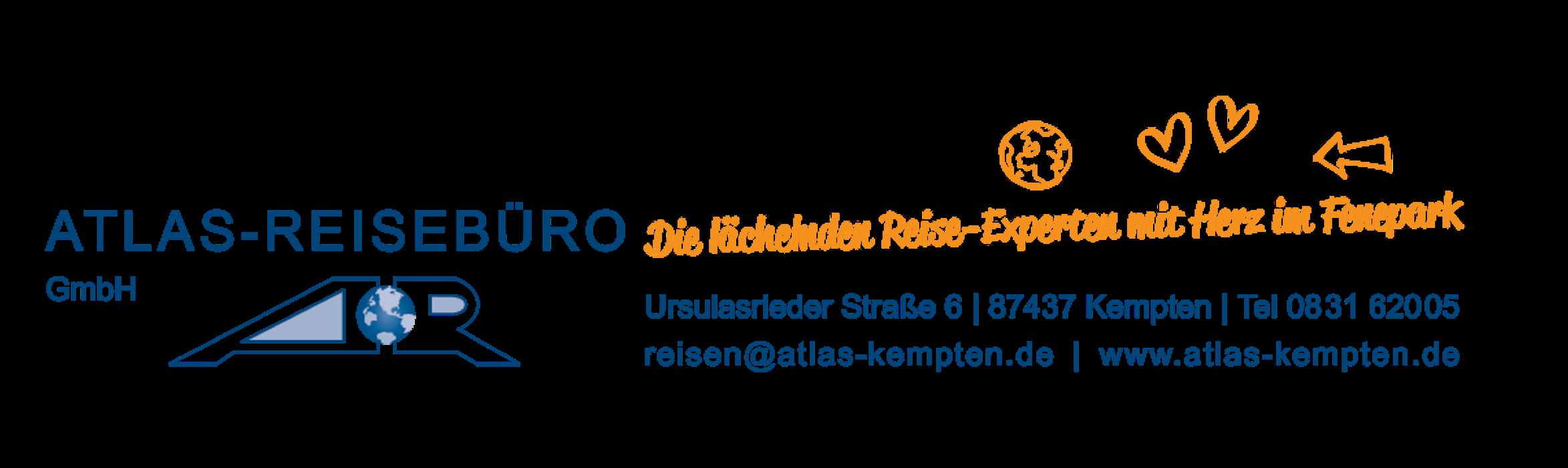 Bild zu ATLAS-REISEBUERO GmbH in Kempten im Allgäu