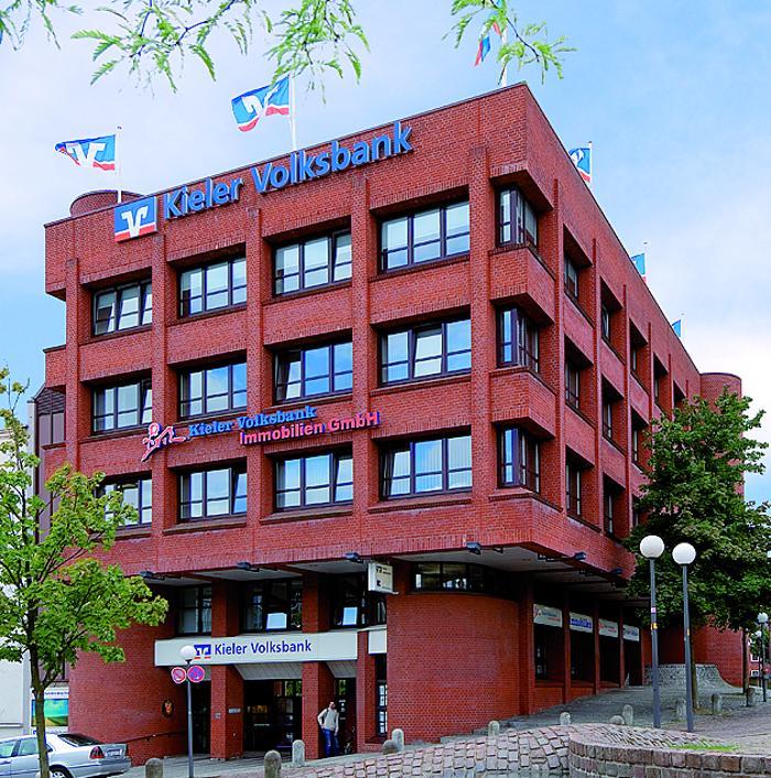 Bild der Kieler Volksbank eG - Hauptstelle