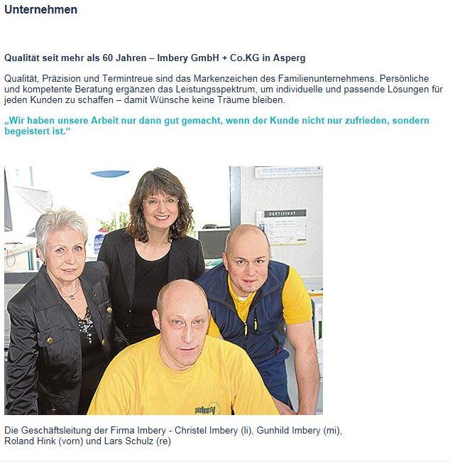 Imbery GmbH + Co.KG