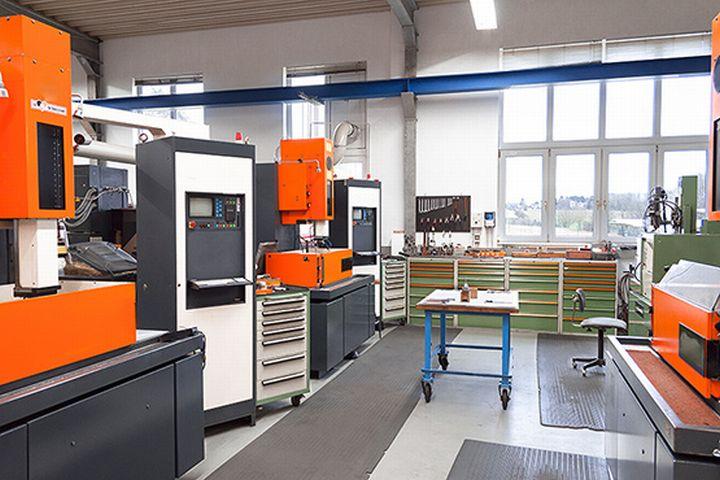 Schönherr & Selbach Erodiertechnik GmbH & Co. KG