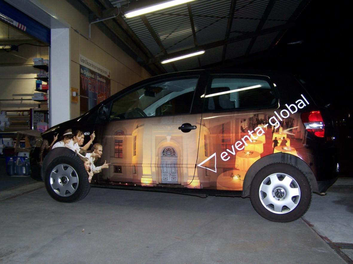 Werbung Total Digitaldruck GmbH