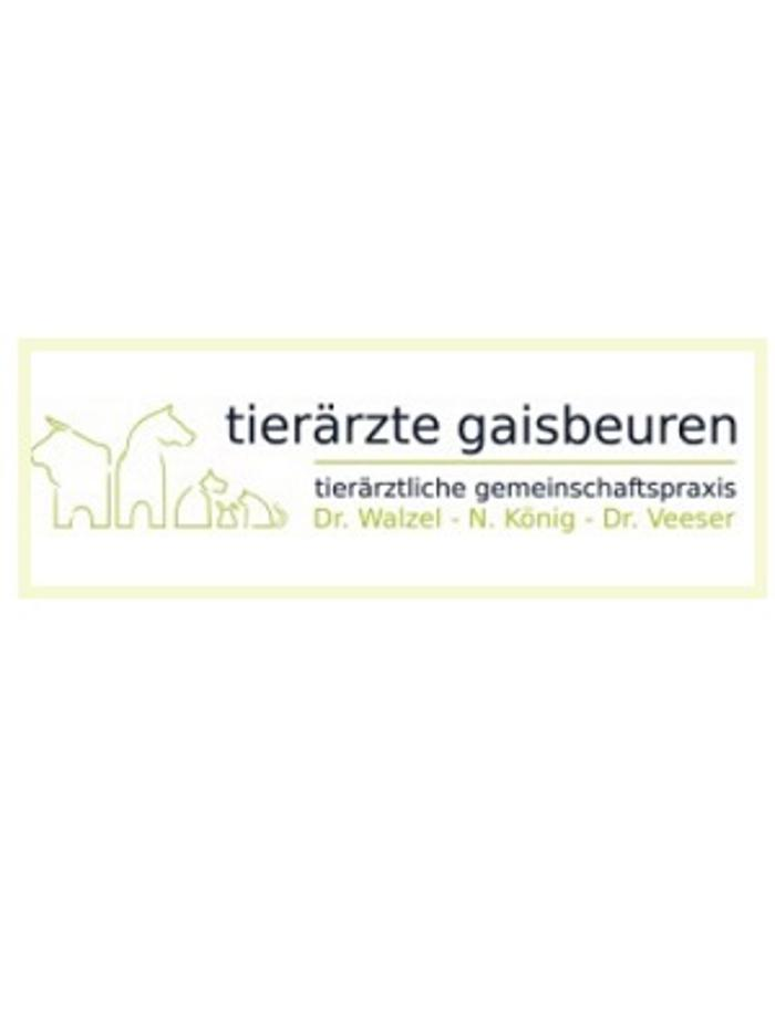 Bild zu tierärzte gaisbeuren Dr. Walzel, N. König, Dr. Veeser in Bad Waldsee