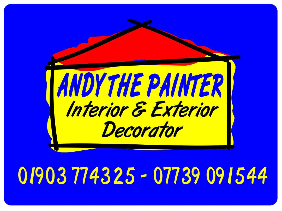 Andy The Painter