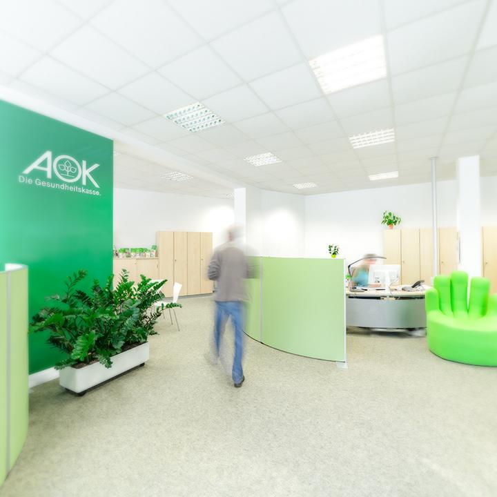 AOK PLUS - Filiale Böhlen - vorübergehend geschlossen