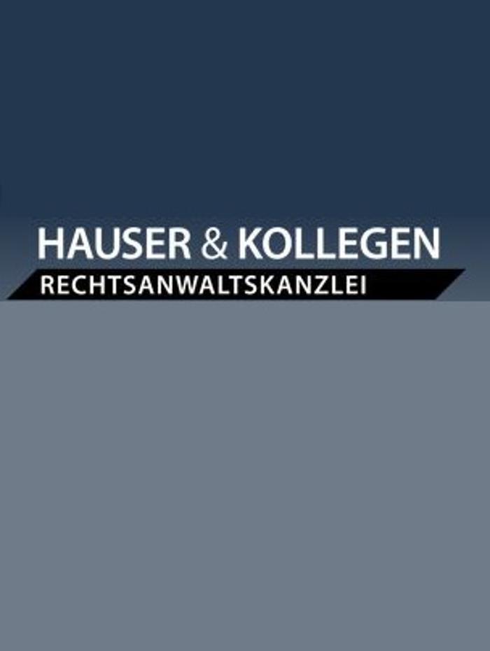 Bild zu Hauser & Kollegen, Rechtsanwaltskanzlei in Uhingen