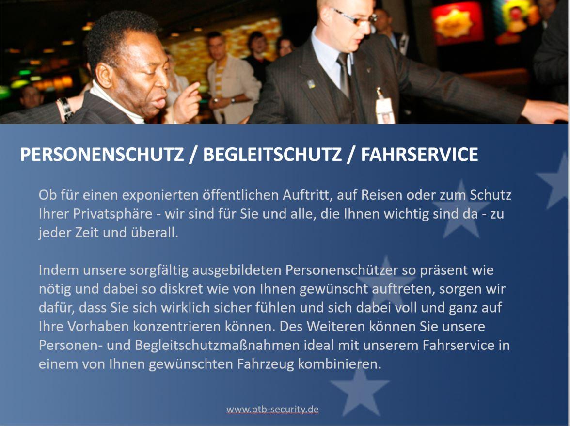 PTB Sicherheitsmanagement GmbH