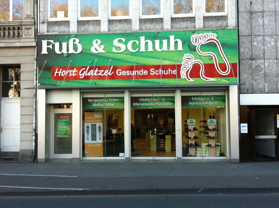 horst glatzel orthop die schuhtechnik in k ln branchenbuch deutschland. Black Bedroom Furniture Sets. Home Design Ideas