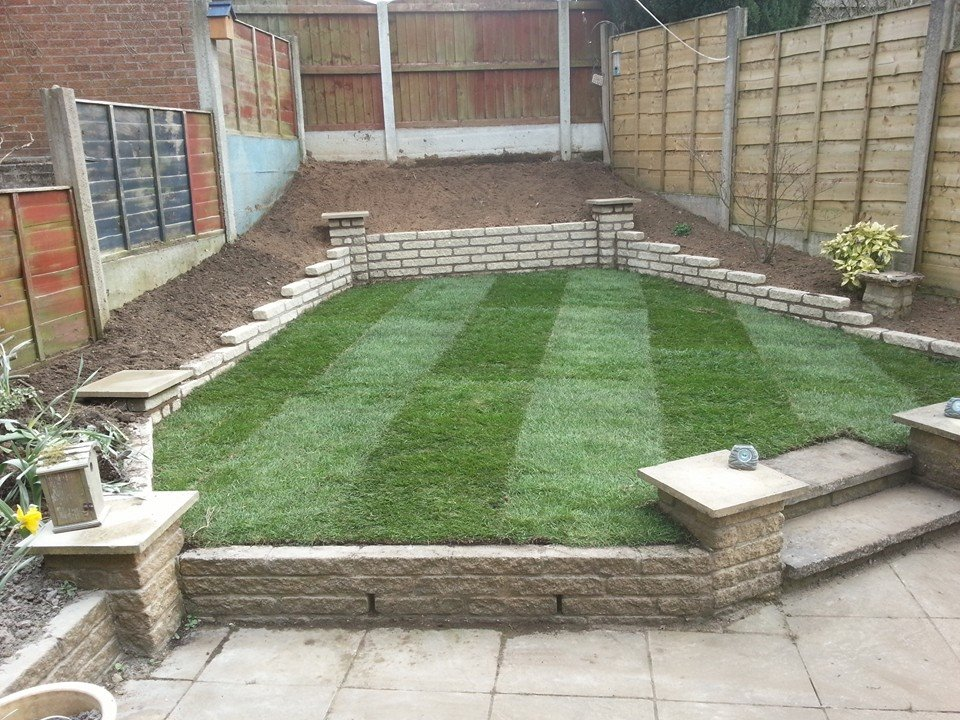 Garden grass garden center in manchester infobel for Evergreen landscapes ltd