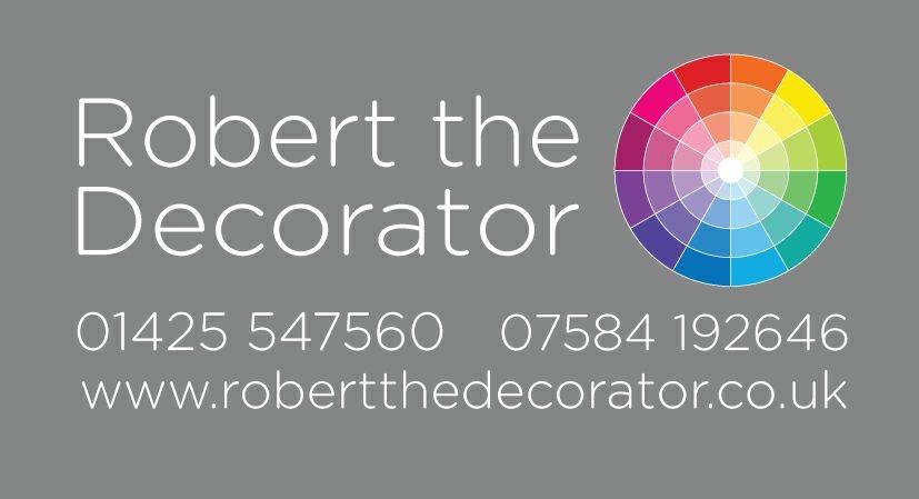 Robert the Decorator Ringwood 01425 547560