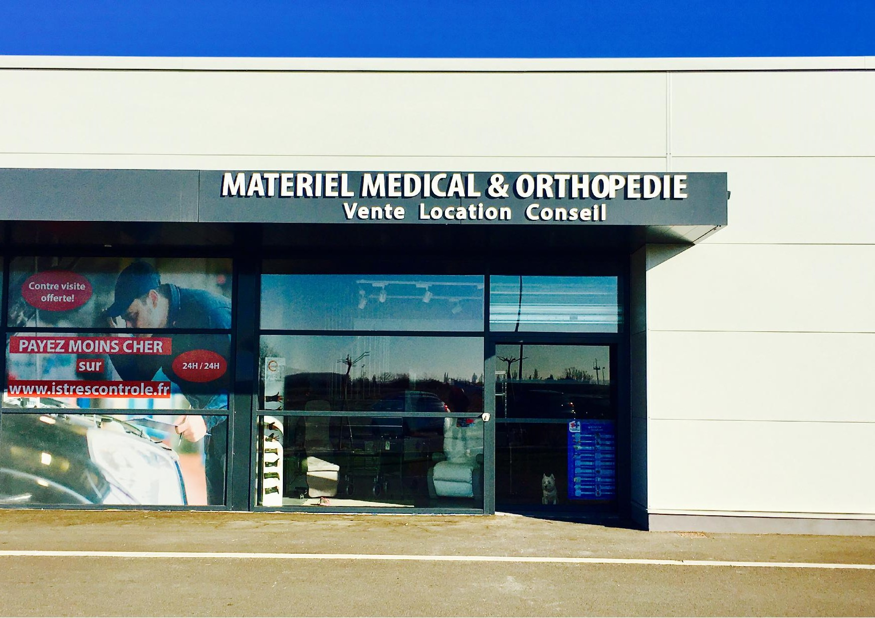 materiel medical de la crau