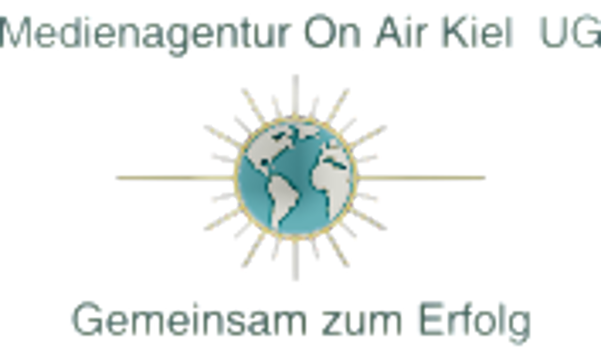 stynamic.alt.text.logo.1 Medienagentur On Air UG stynamic.alt.text.logo.2 Kiel