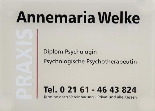 Dipl. Psych. Annemaria Welke