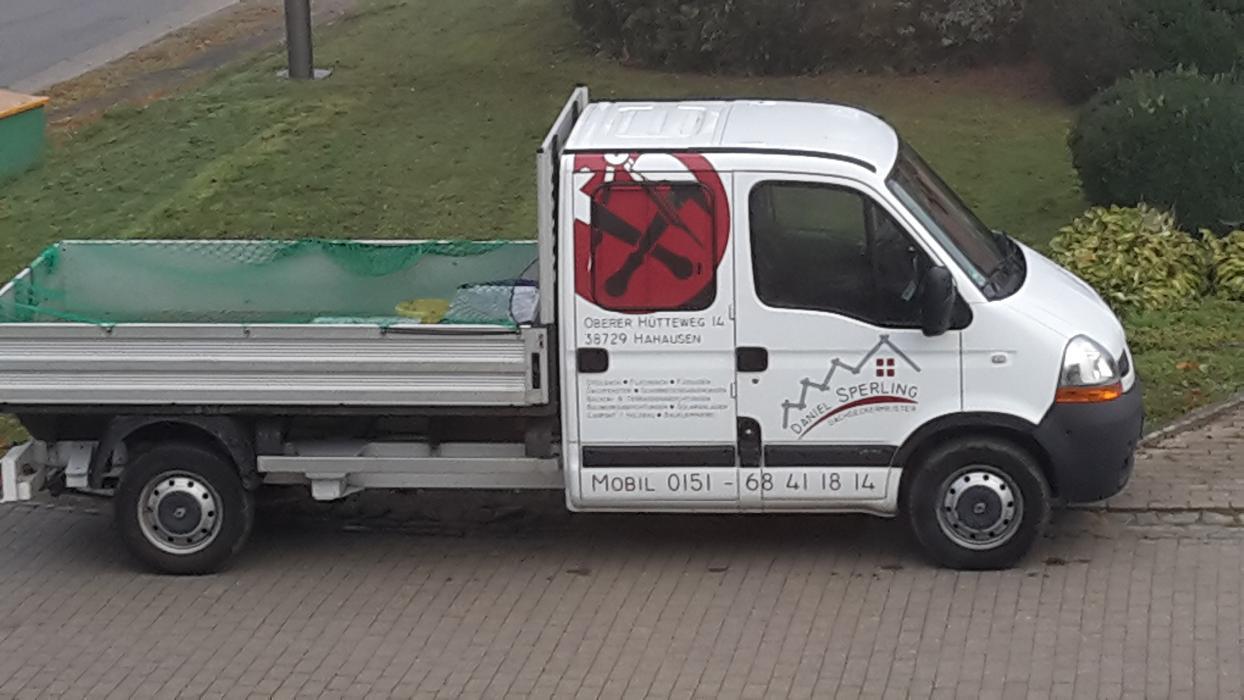 Bild zu Dachdeckermeisterbetrieb Daniel Sperling in Bockenem