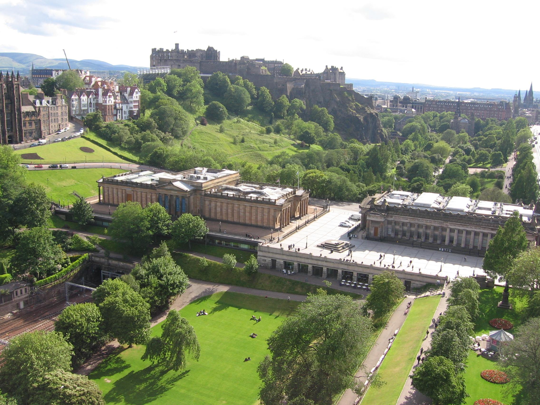 Edinburgh Tours and History