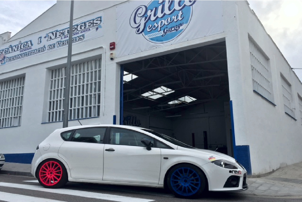 Grillo Garage