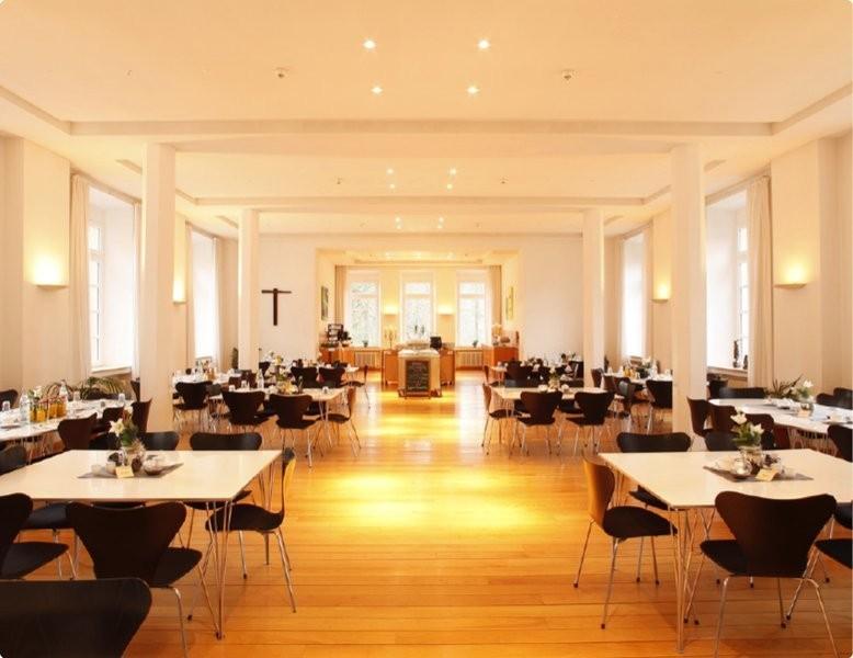 Robert Schuman Haus Konferenzen Trier Deutschland
