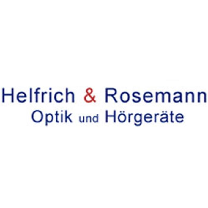 Bild zu Helfrich & Rosemann GmbH Optik u. Hörgeräte in Kaiserslautern