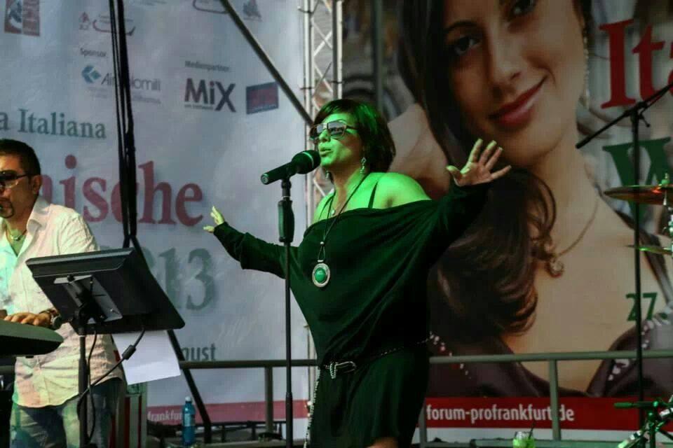 Italy-Musiker Italienische Live Musik