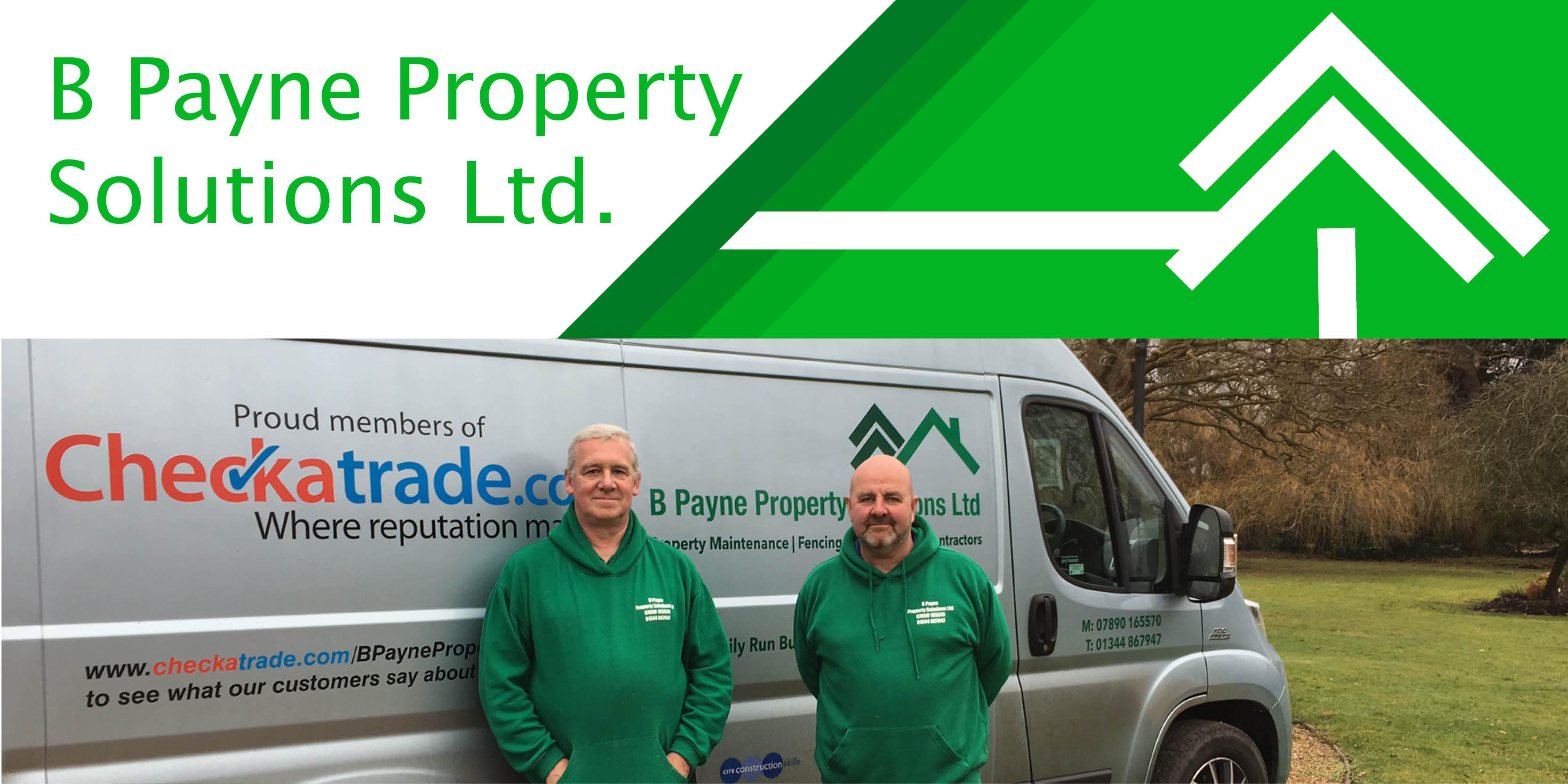 B Payne Property Solutions Ltd Logo