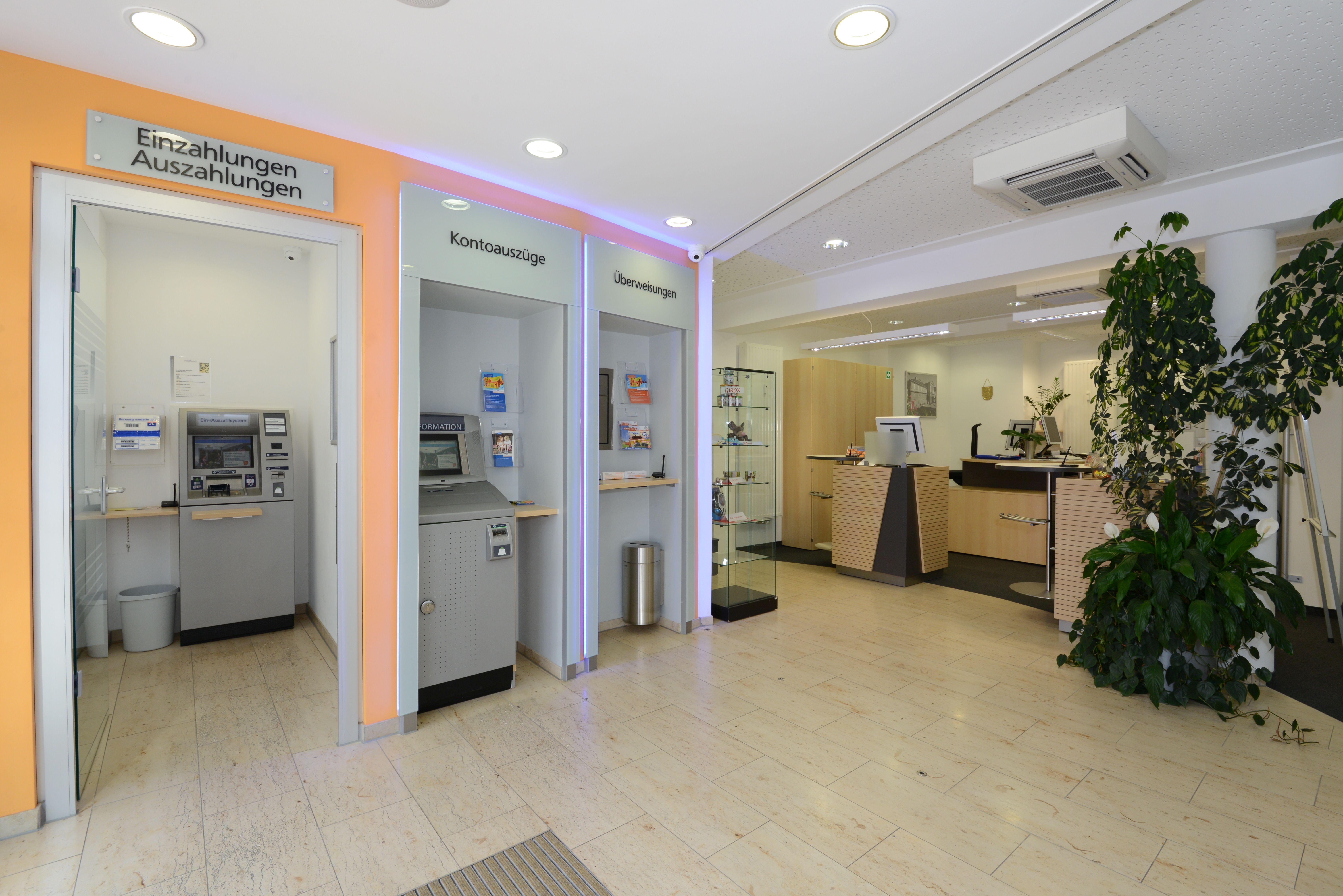 Geldautomat - Volksbank Raiffeisenbank Bayern Mitte eG