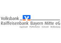 Geldautomat - Volksbank Raiffeisenbank Bayern Mitte eG Logo