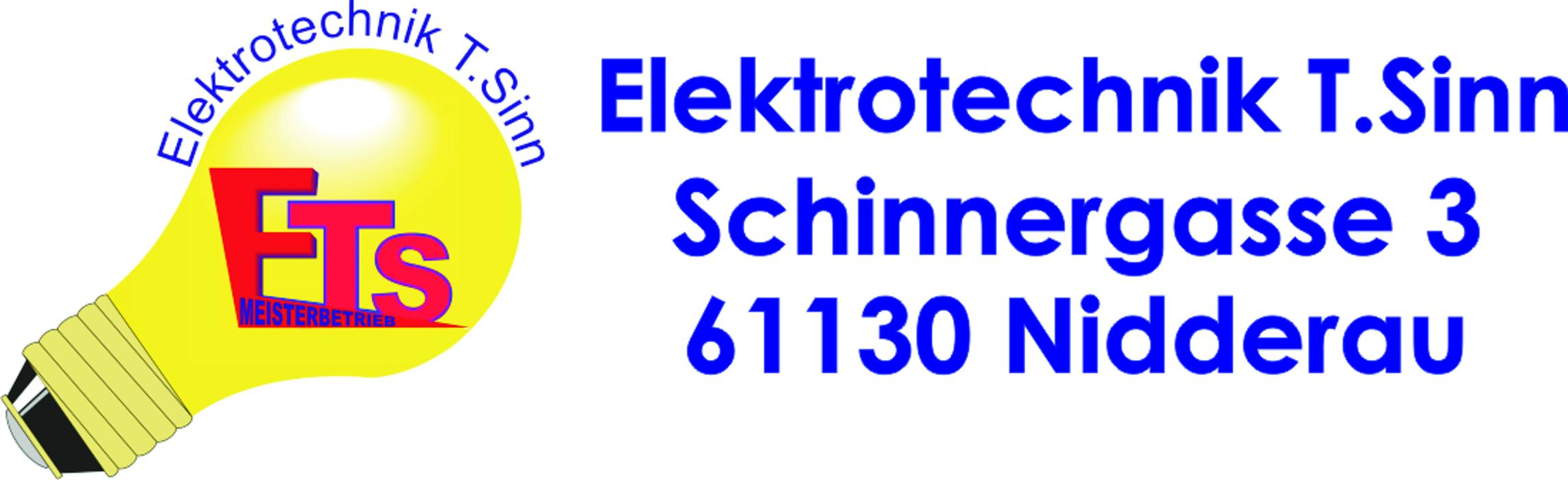 Bild zu Elektrotechnik T.Sinn in Nidderau in Hessen