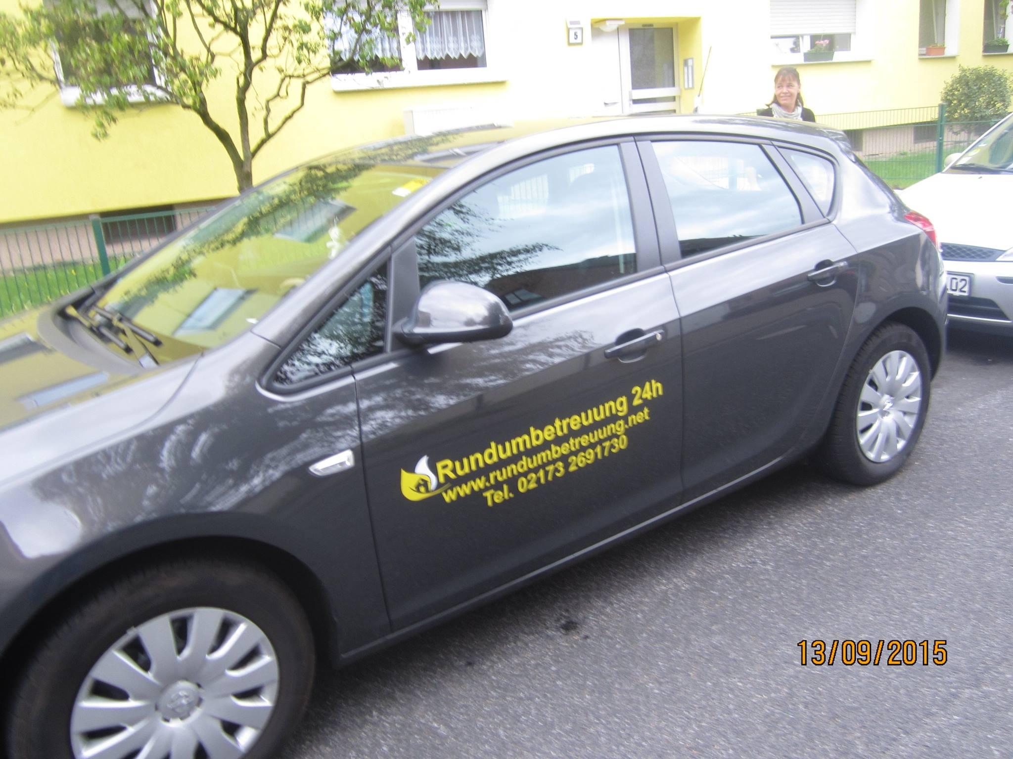 Altenpflege Rundumbetreuung Lothar Kniffel