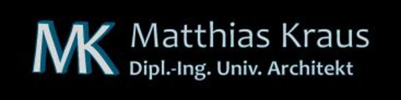 Dipl.-Ing. Univ. Architekt Matthias Kraus