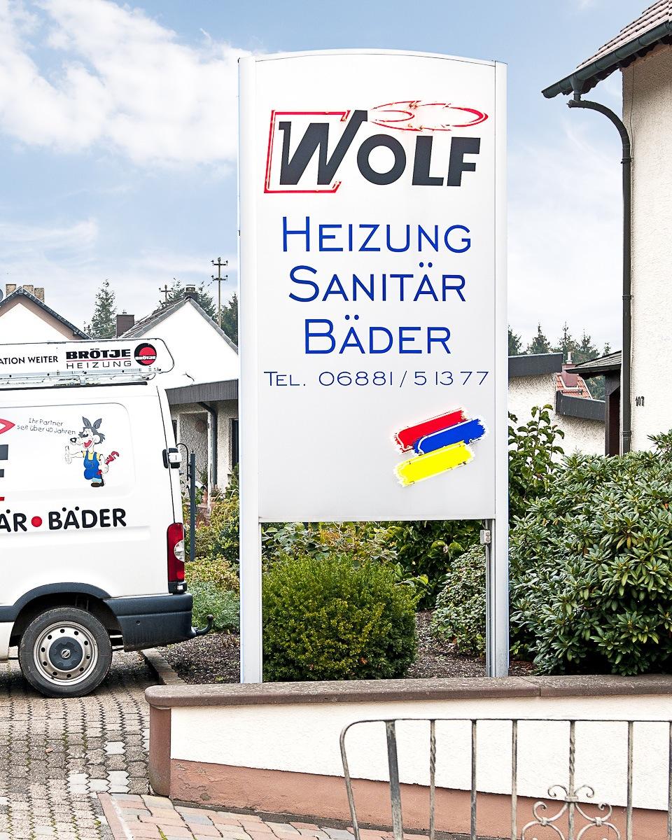 wolf heizungsbau in lebach branchenbuch deutschland. Black Bedroom Furniture Sets. Home Design Ideas