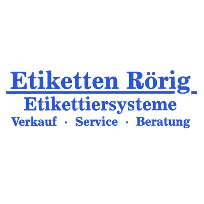 Bild zu Etiketten Rörig in Bergheim an der Erft