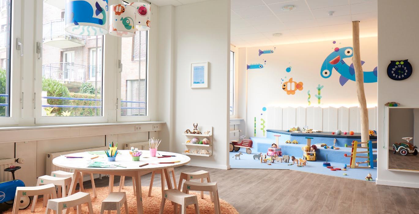 Kita Kinderzimmer | Kita Kinderzimmer Dorotheestrasse Hamburg Dorotheenstrasse 46 50
